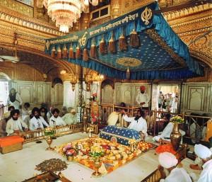 darbar sahib inside